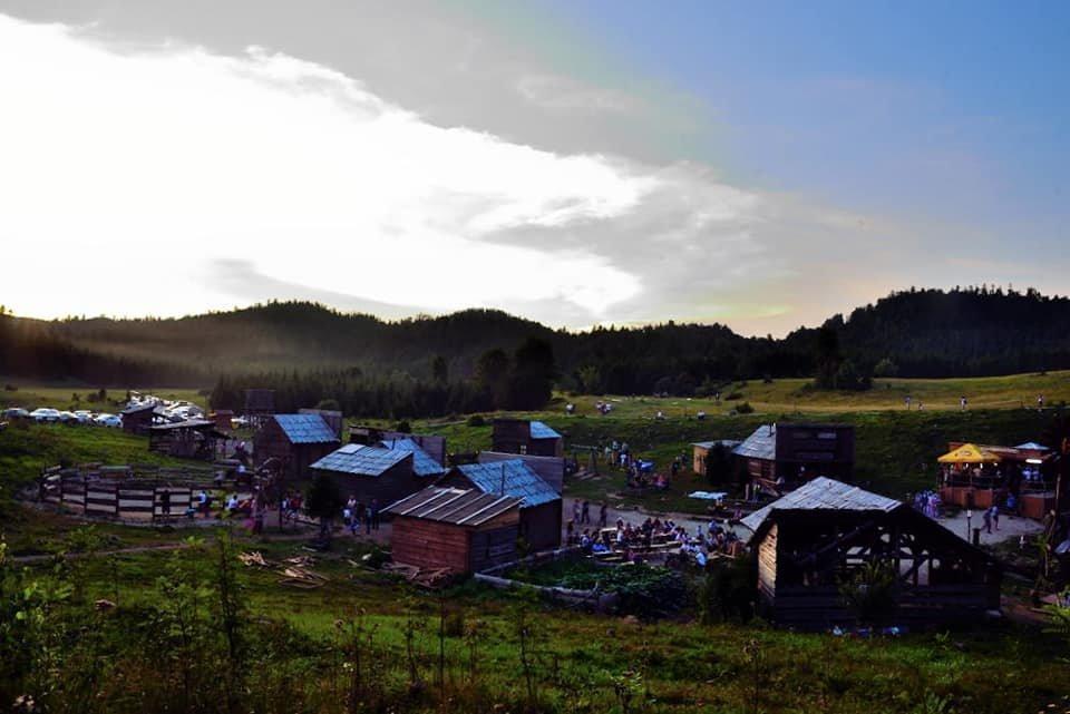 Kaubojsko selo - City of Roswell